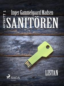 Sanitören 1: Listan (e-bok) av Inger Gammelgaar