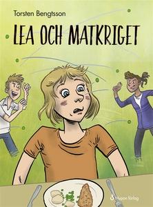 Lea och matkriget (ljudbok) av Torsten Bengtsso