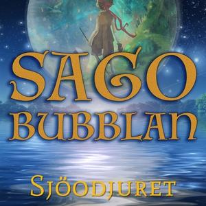 Sagobubblan : Sjöodjuret (ljudbok) av Cecilia R