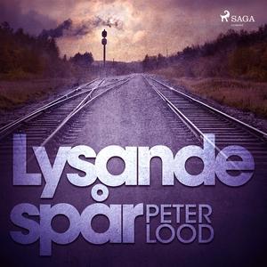 Lysande spår (ljudbok) av Peter Lood