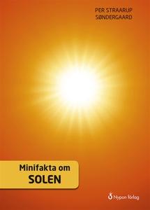 Minifakta om solen (ljudbok) av Per Straarup Sø