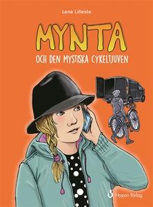 Mynta och den mystiska cykeltjuven (ljudbok) av