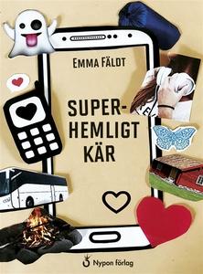 Superhemligt kär (ljudbok) av Emma Fäldt