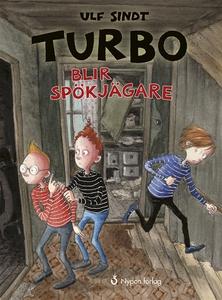 Turbo blir spökjägare (ljudbok) av Ulf Sindt