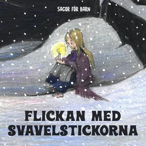 Flickan med svavelstickorna (ljudbok) av Staffa