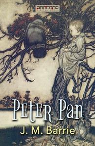 Peter Pan (e-bok) av J. M. Barrie
