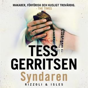 Syndaren (ljudbok) av Tess Gerritsen