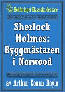 Sherlock Holmes: Äventyret med byggmästaren i N