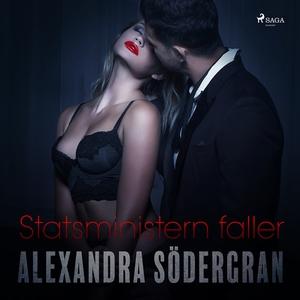Statsministern faller (ljudbok) av Alexandra Sö