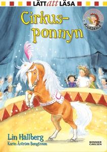 Cirkusponnyn (e-bok) av Lin Hallberg