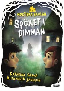 Mystiska skolan. Spöket i dimman (e-bok) av Kat