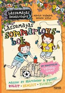 LasseMajas sommarlovsbok. Vallebyspelen (e-bok)