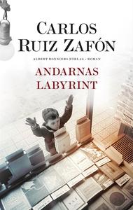 Andarnas labyrint (e-bok) av Carlos Ruiz Zafón