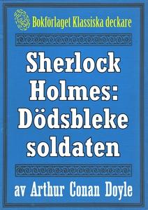 Sherlock Holmes: Äventyret med den dödsbleke so
