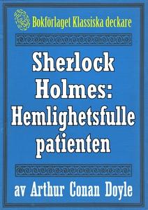 Sherlock Holmes: Äventyret med den hemlighetsfu