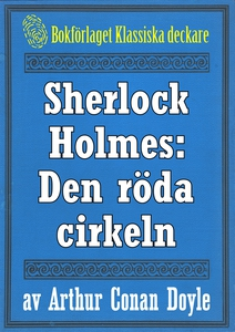Sherlock Holmes: Äventyret med den röda cirkeln
