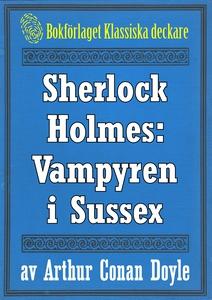 Sherlock Holmes: Äventyret med vampyren i Susse