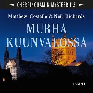 Murha kuunvalossa (ljudbok) av Neil Richards, M