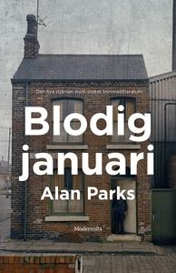 Blodig januari (e-bok) av Alan Parks
