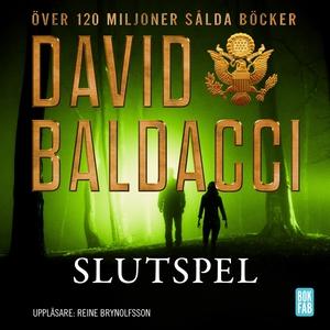 Slutspel (ljudbok) av David Baldacci