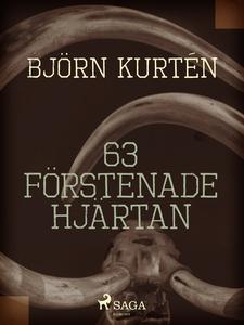 63 förstenade hjärtan (e-bok) av Björn Kurtén