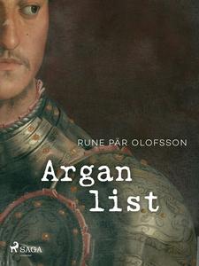 Argan list (e-bok) av Rune Pär Olofsson
