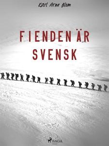 Fienden är svensk (e-bok) av Karl Arne Blom