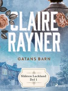 Gatans barn (e-bok) av Claire Rayner