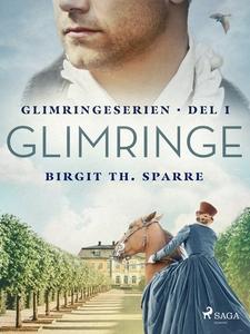 Glimringe (e-bok) av Birgit Th. Sparre