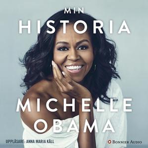 Min historia (ljudbok) av Michelle Obama