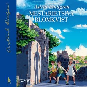 Mestarietsivä Blomkvist (ljudbok) av Astrid Lin