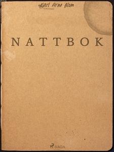 Nattbok (e-bok) av Karl Arne Blom