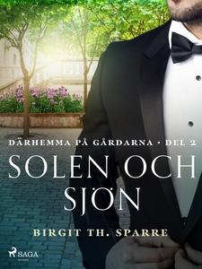 Solen och sjön (e-bok) av Birgit Th. Sparre