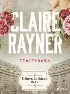 Teaterbarn (e-bok) av Claire Rayner