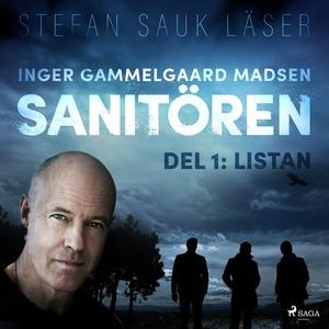 Sanitören 1: Listan (ljudbok) av Inger Gammelga