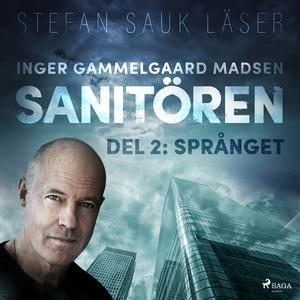 Sanitören 2: Språnget (ljudbok) av Inger Gammel