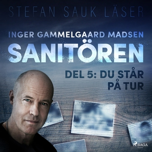 Sanitören 5: Du står på tur (ljudbok) av Inger