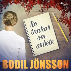 Tio tankar om arbete (ljudbok) av Bodil Jönsson