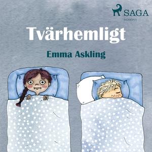 Tvärhemligt (ljudbok) av Emma Askling