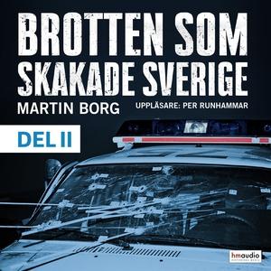 Brotten som skakade Sverige, del 2 (ljudbok) av