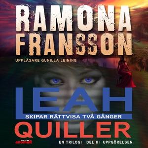 Leah Quiller Uppgörelsen (ljudbok) av Ramona Fr