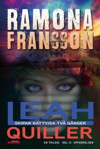 Leah Quiller Uppgörelsen (e-bok) av Ramona Fran