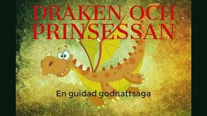 Draken och prinsessan-guidad godnattsaga och meditation för barn