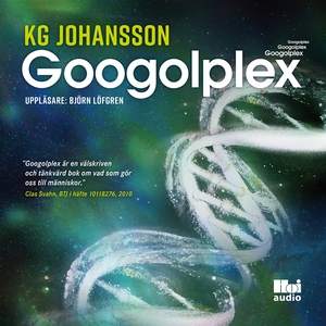 Googolplex (ljudbok) av KG Johansson