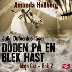 Döden på en blek häst (ljudbok) av Amanda Hellb
