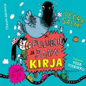 Puluboin ja Ponin kirja (ljudbok) av Veera Salm