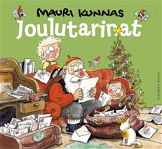 Joulutarinat (ljudbok) av Mauri Kunnas