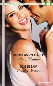 Kirurgens nya kläder/Som en saga (e-bok) av Sca