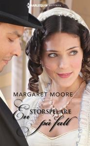 En storspelare på fall (e-bok) av Margaret Moor