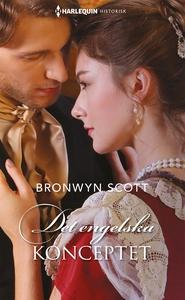 Det engelska konceptet (e-bok) av Bronwyn Scott